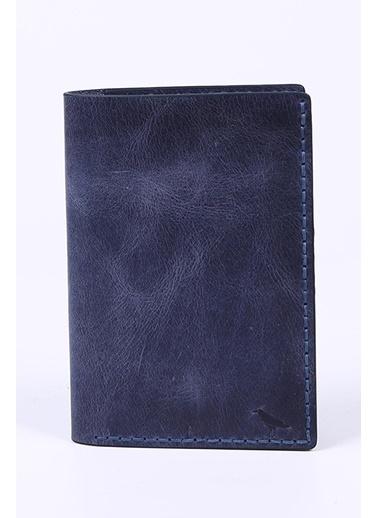 Krähe Pasaportluk Mavi